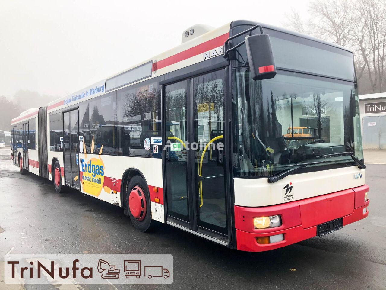 bus articulé MAN A 23   Klima   Retarder   4 Türen  