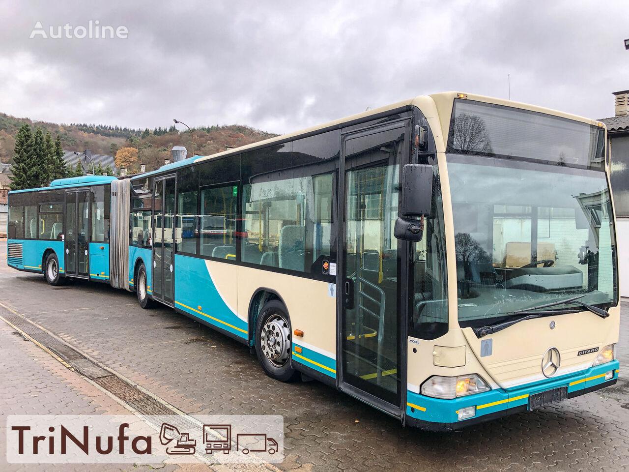 bus articulé MERCEDES-BENZ O 530 G - Citaro Ü | Retarder | Euro 3 | Tempomat |