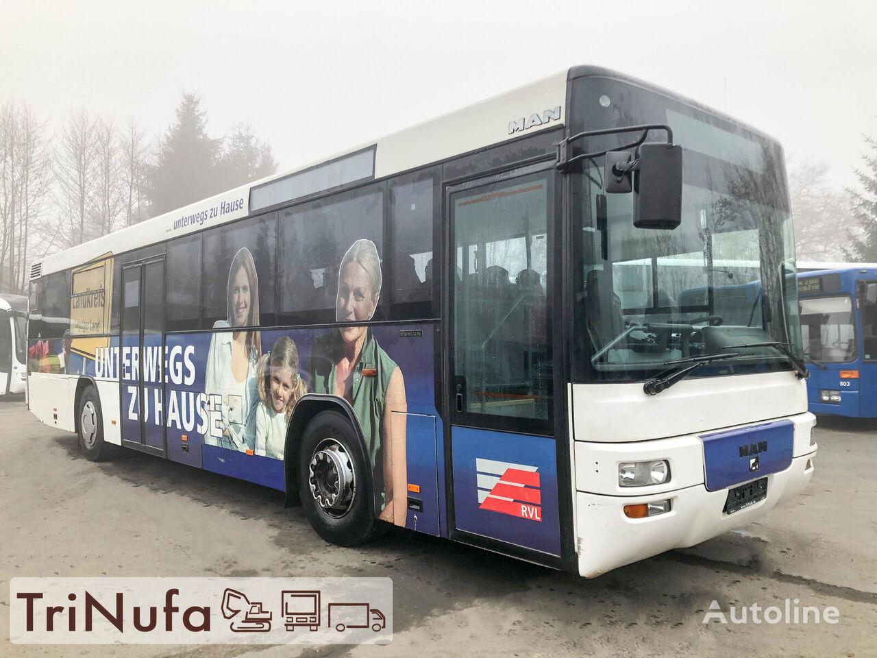 bus interurbain MAN A 72 | Euro 3 | TÜV 11 / 2021 |