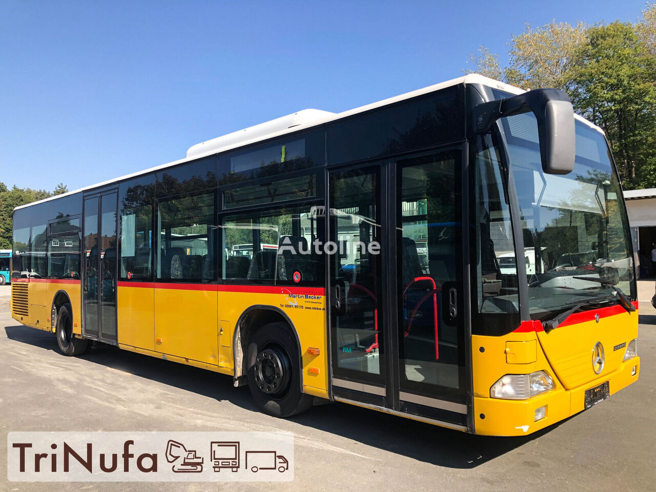 bus interurbain MERCEDES-BENZ  O 530 Citaro  | Klima | Retader | 300 PS |