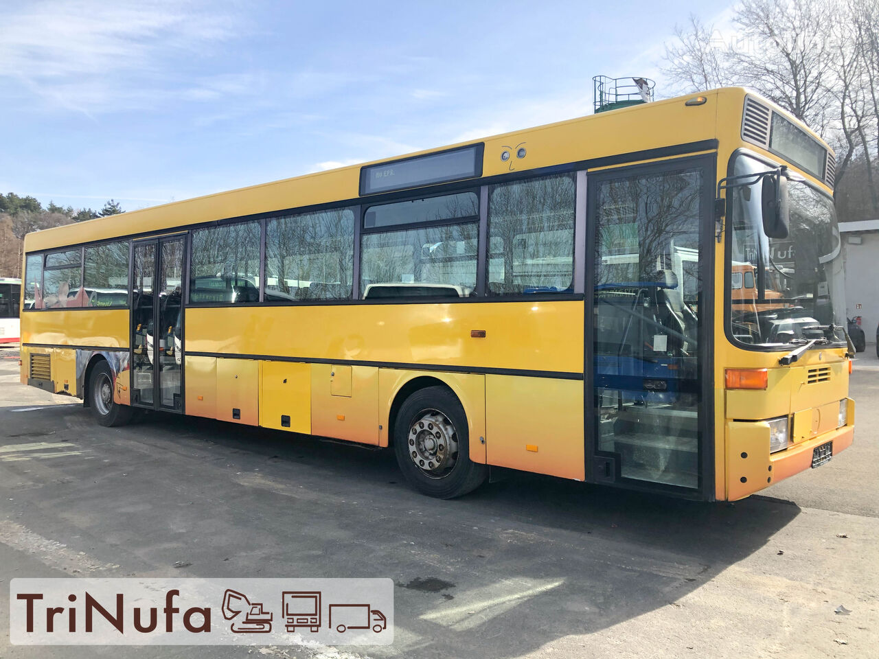 bus urbain MERCEDES-BENZ Benz O 407