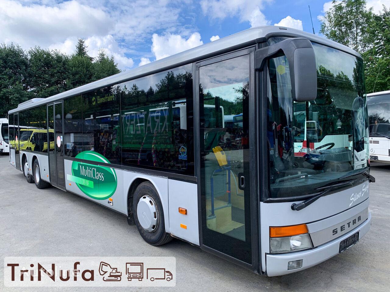 bus urbain SETRA S 319 NF   Retarder   Klima   3 Türen  